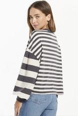 Z Supply Tempest Stripe Sweatshirt
