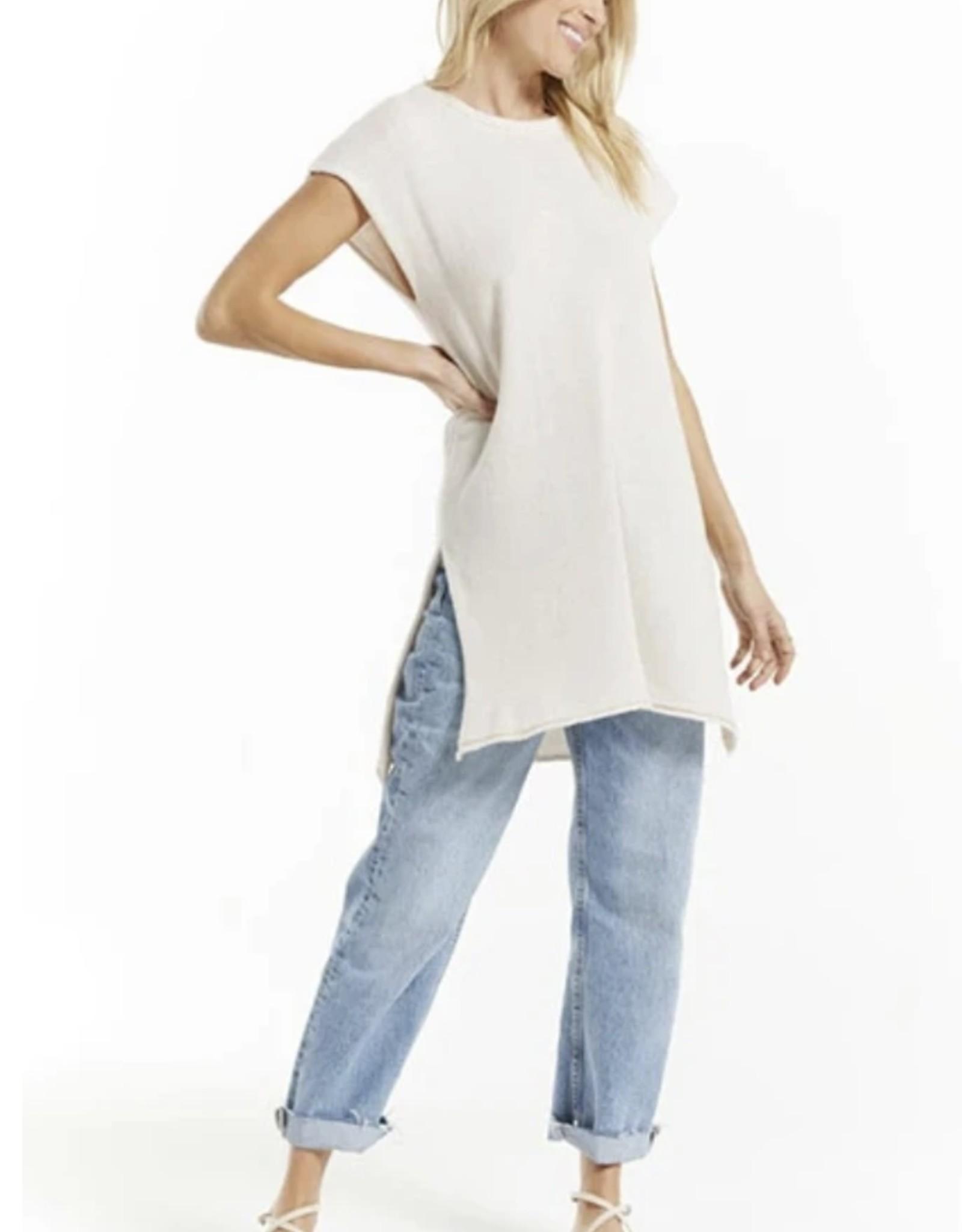 Z Supply Austin Sleeveless Sweater