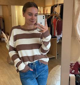 Z Supply Sienna Stripe Sweater