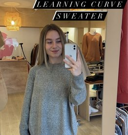 Learning Curve Sweater