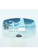 Arctic Spas Overlay for TSC-80 Topside Control Pad - Gecko