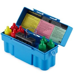 Taylor Taylor Swimming Pool & Spa Water 4-In-1 Chlorine Bromine pH Test Kit