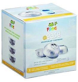 Frog Frog @Ease Replacement SmartChlor Cartridge 3 Pack
