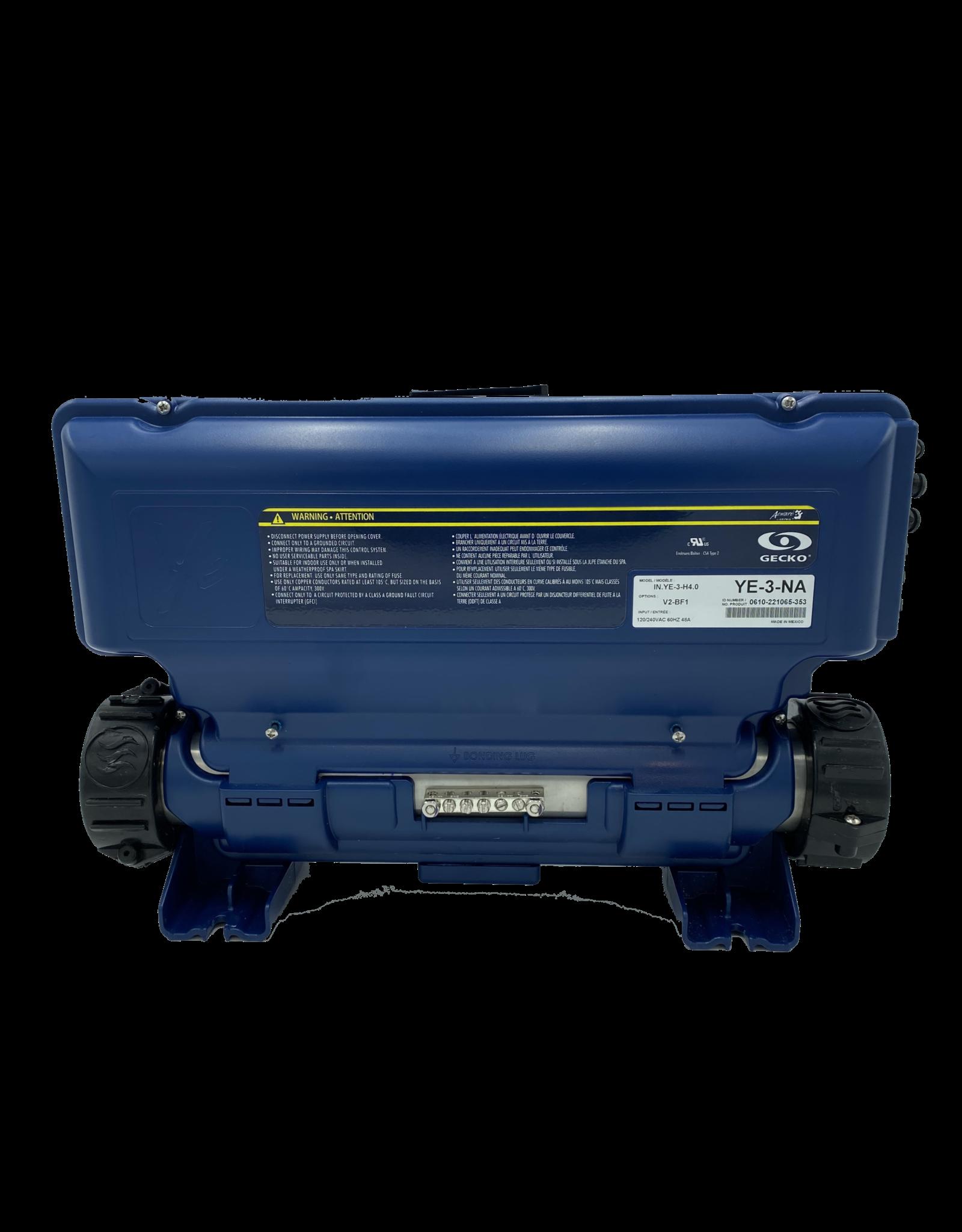 Arctic Spas INYE-3 Gecko Spa Pack w 4kw Heater North America