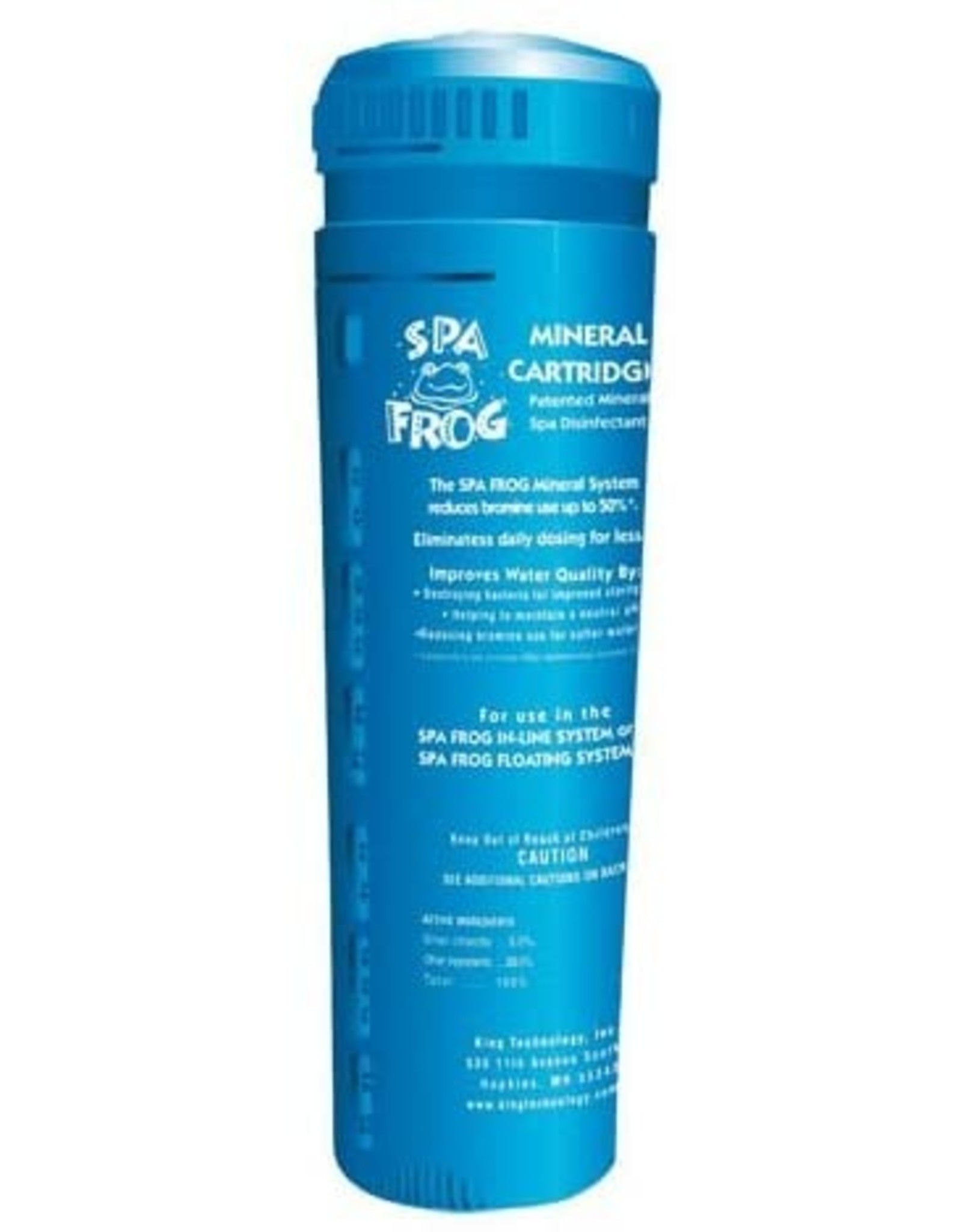 Frog Spa Frog Serene Mineral Replacement Cartridge