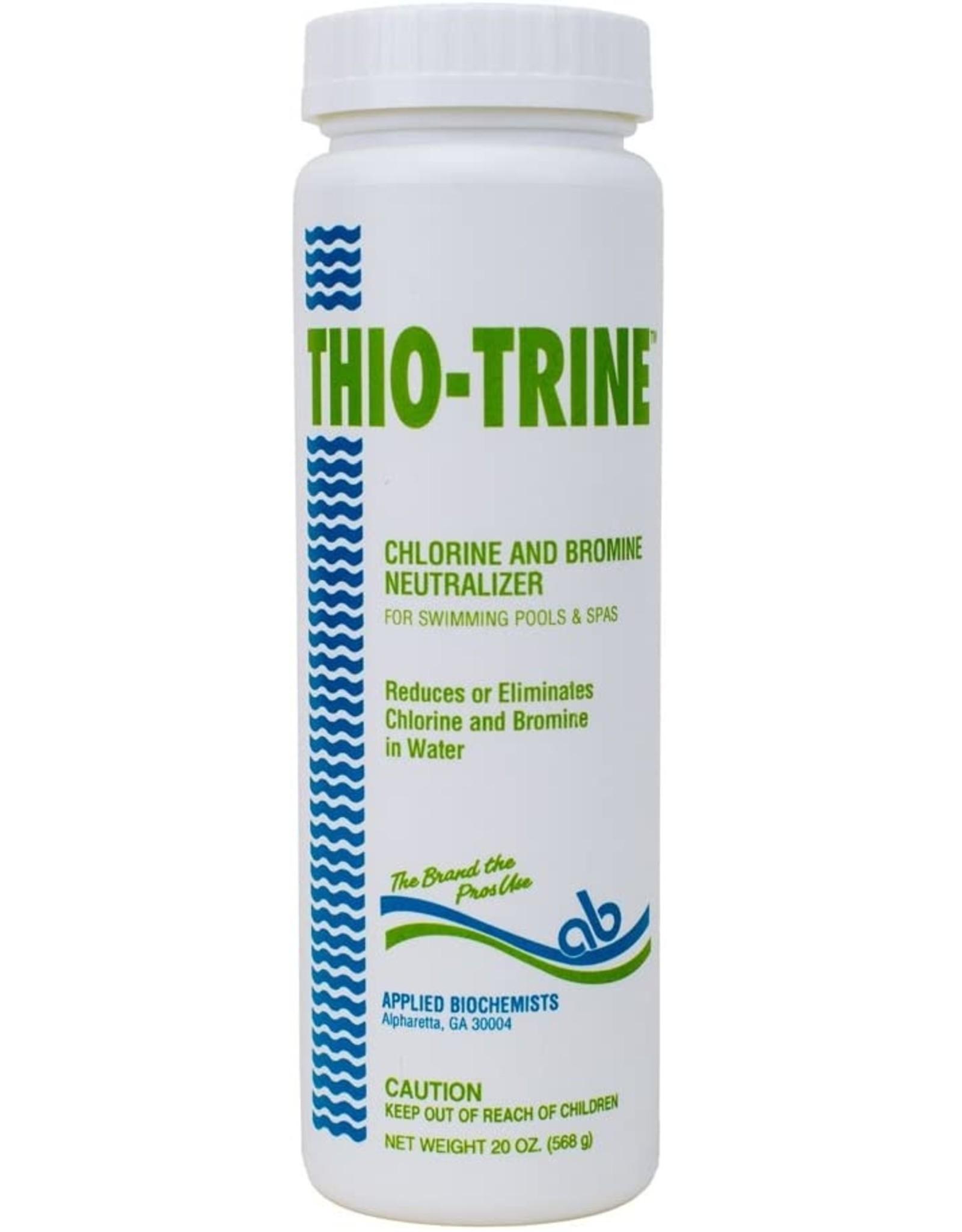 Applied Biochemist Thio-Trine Chlorine & Bromine Neutralizer
