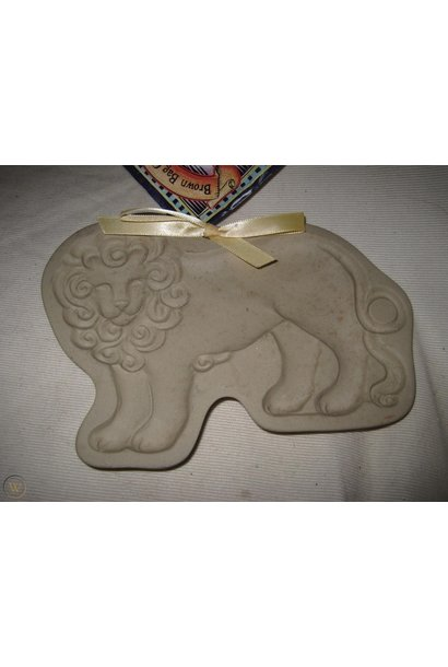 CURLY LION COOKIE MOLD