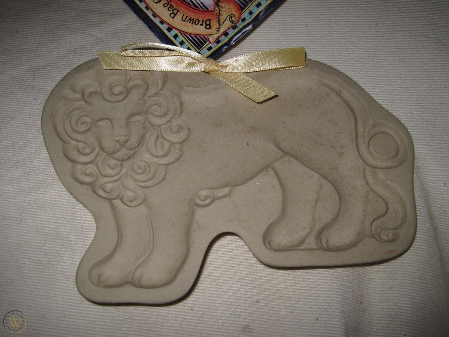 CURLY LION COOKIE MOLD-1