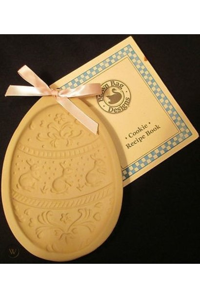 BUNNY EGG COOKIE MOLD