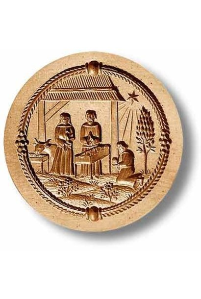 NATIVITY COOKIE MOLD