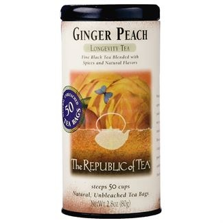 GINGER PEACH TEA-1