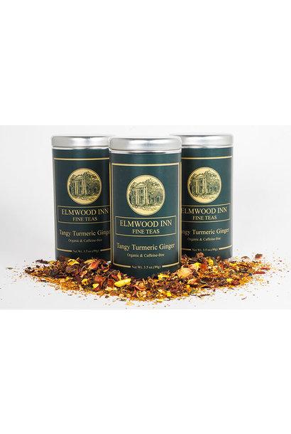 TANGY TUMERIC GINGER TEA