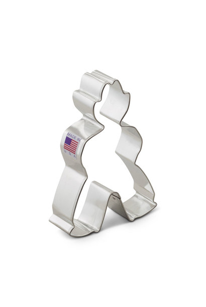 MINI COWBOY COOKIE CUTTER