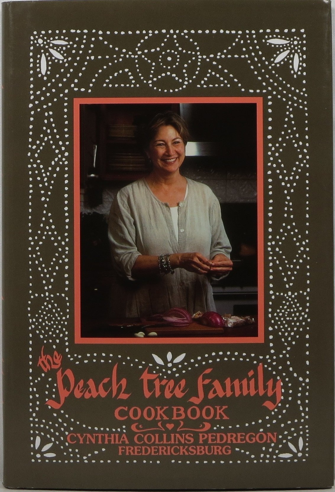 PEACH TREE FAMILY COOKBOOK-1