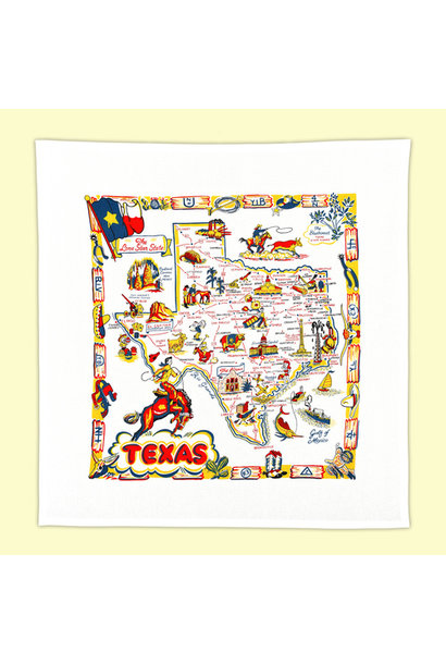 TEXAS SOUVENIR TOWEL