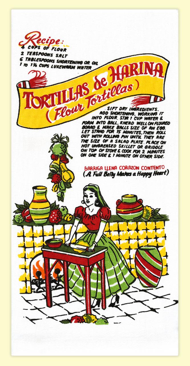 TORTILLA RECIPE TOWEL-1