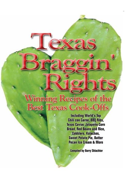 CB TEXAS BRAGGIN RIGHTS