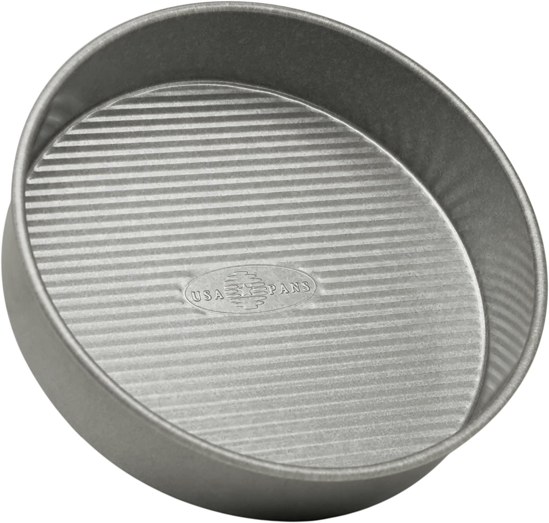 """USA 8"""" ROUND CAKE PAN-1"""