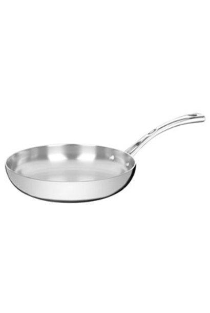 "CUISINART TRI PLY 8"" FRY PAN"