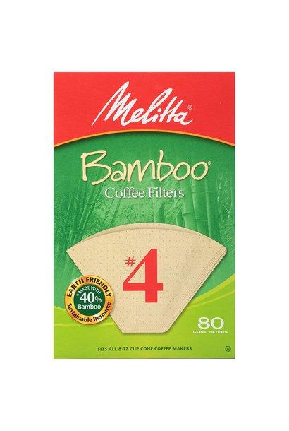 MEL BAMBOO #4 FILTER