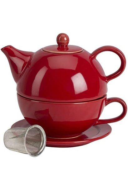 OMNI TEA FOR ONE RED