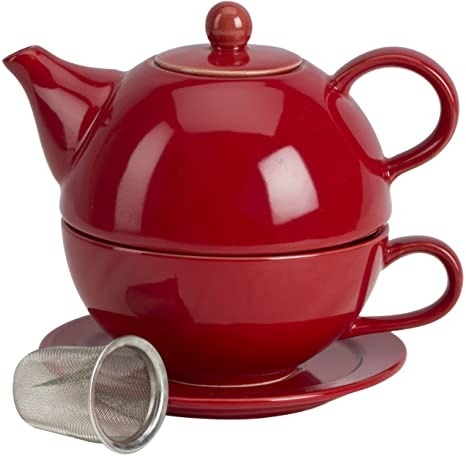 OMNI TEA FOR ONE RED-1