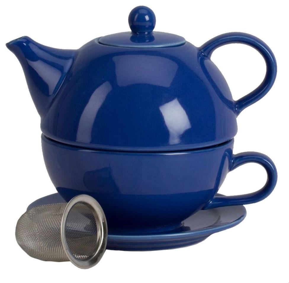 OMNI TEA FOR ONE BLUE-1
