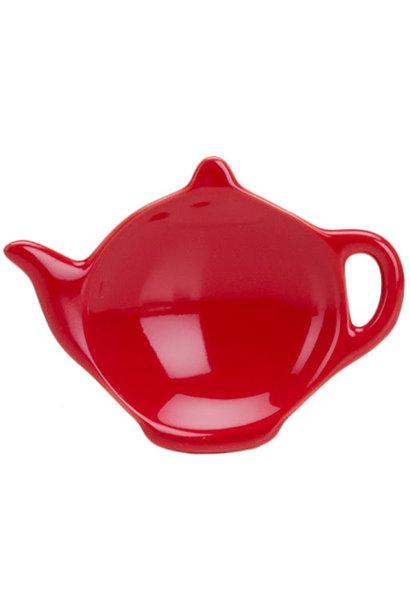 OMNI TEA CADDY RED