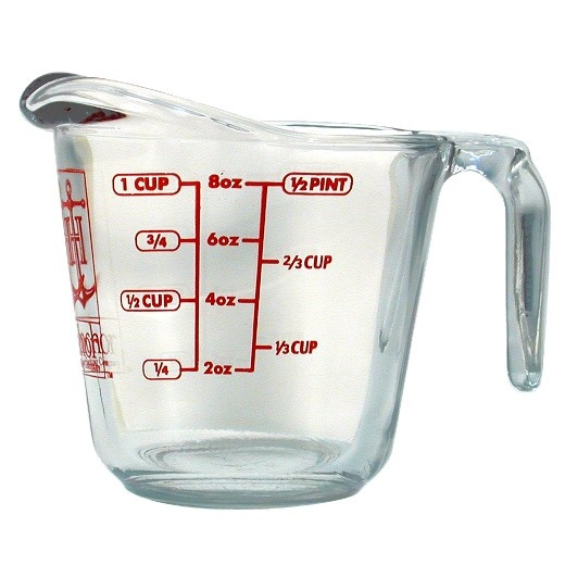FOX 1C MEASR CUP GLASS-1