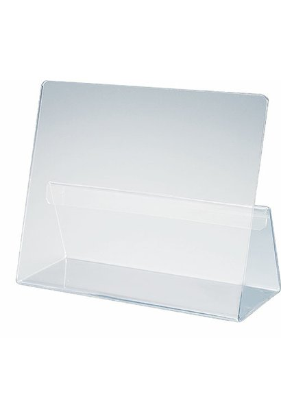 CLR CLEAR COOKBOOK HOLDER