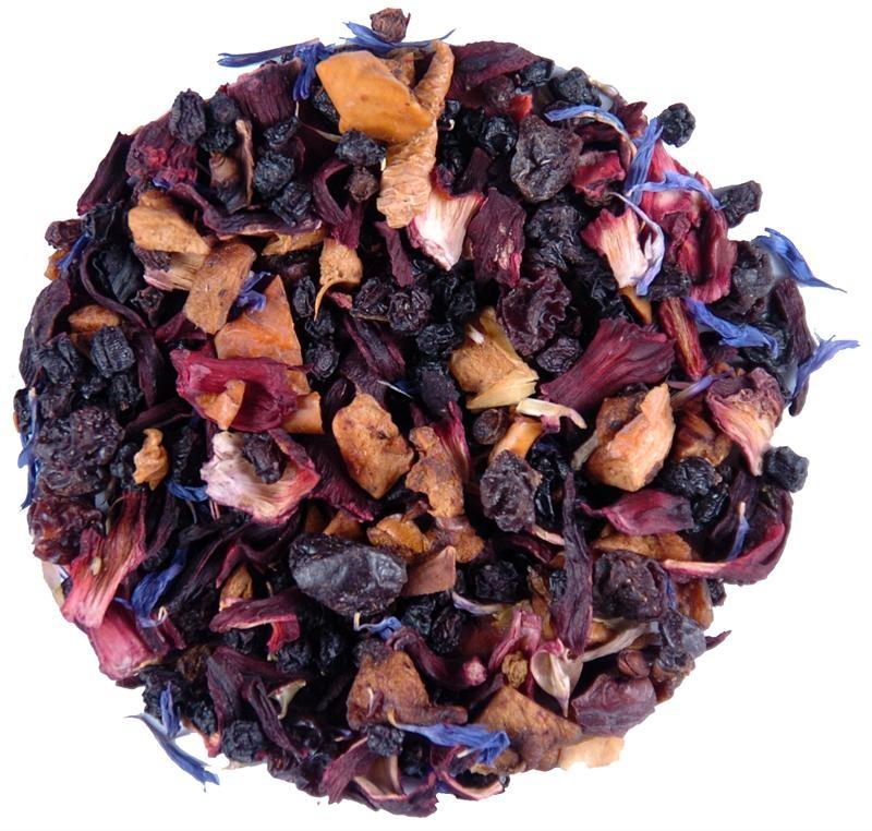 BLUEBERRY INFUSION LOOSE TEA-2
