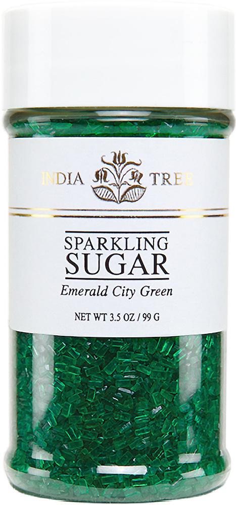 INDIA TREE GREEN SPARKLING SUGAR - 3.5 OZ-1