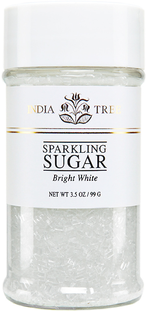 INDIA TREE WHILE SPARKLING SUGAR - 3.5 OZ-1