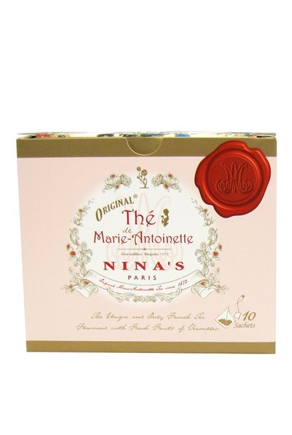 NINA'S MARIA ANTIONETTE SACHET TEA