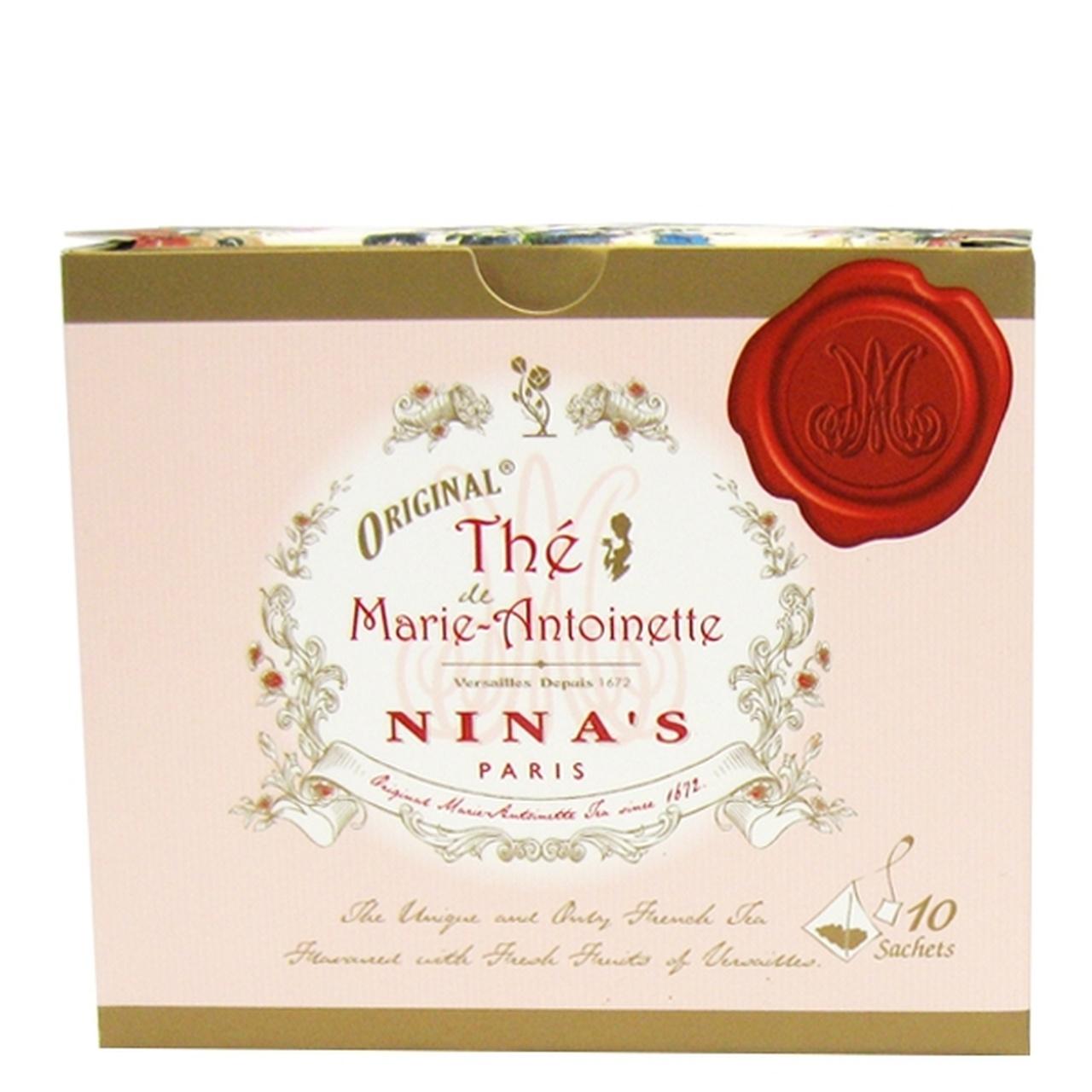 NINA'S MARIE ANTOINETTE SACHET TEA-1