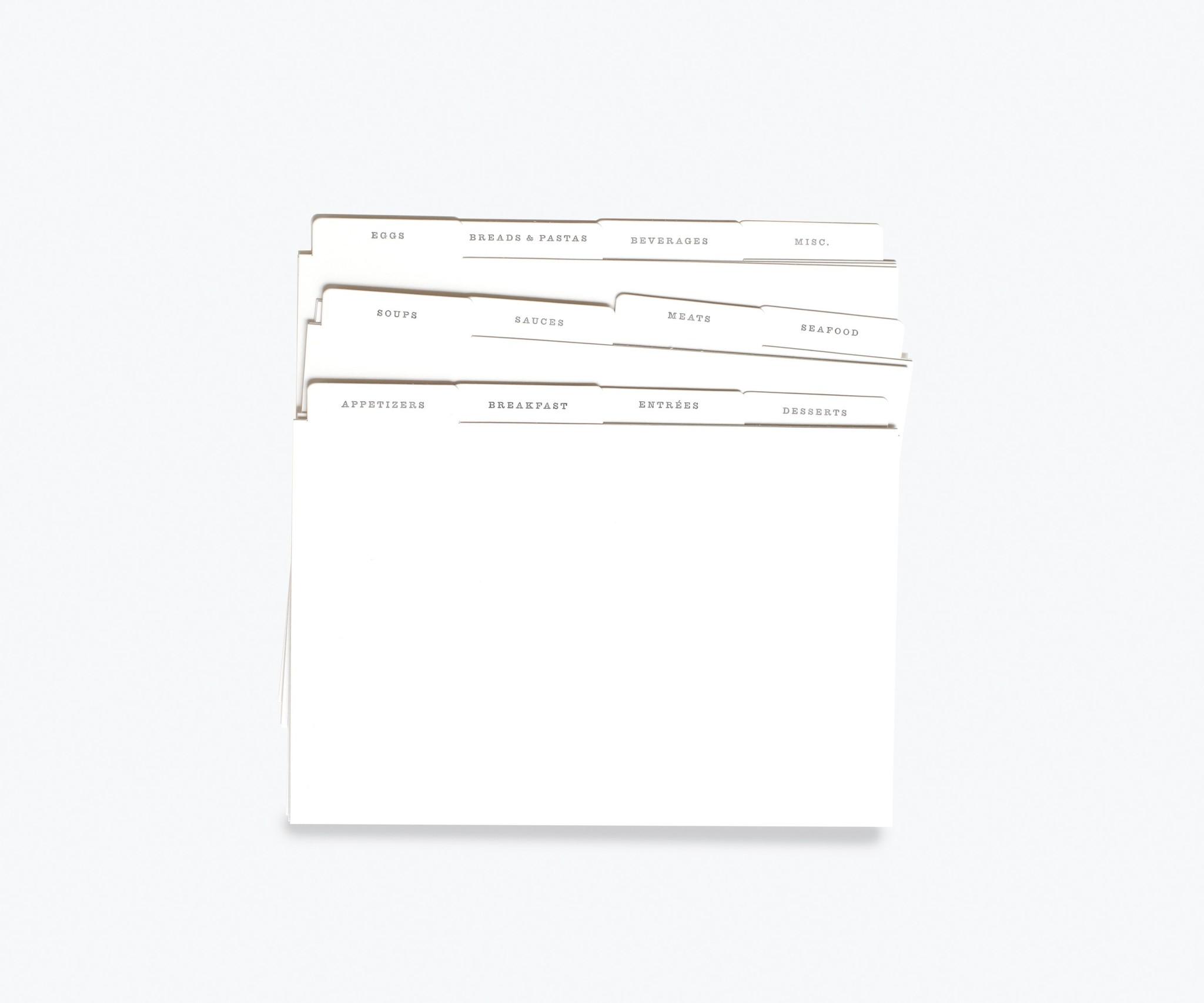 RIFLE PAPER COMPANY'S GARDEN PARTY BLUE TIN RECIPE BOX-2