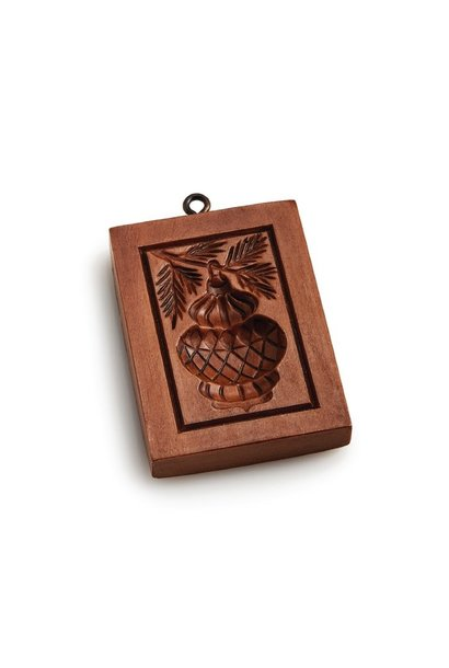 HOUSE ON THE HILL CHRISTMAS TREE ORNAMENT