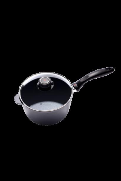 SWISS DIAMOND 3.2 QUART INDUCTION SAUCE PAN