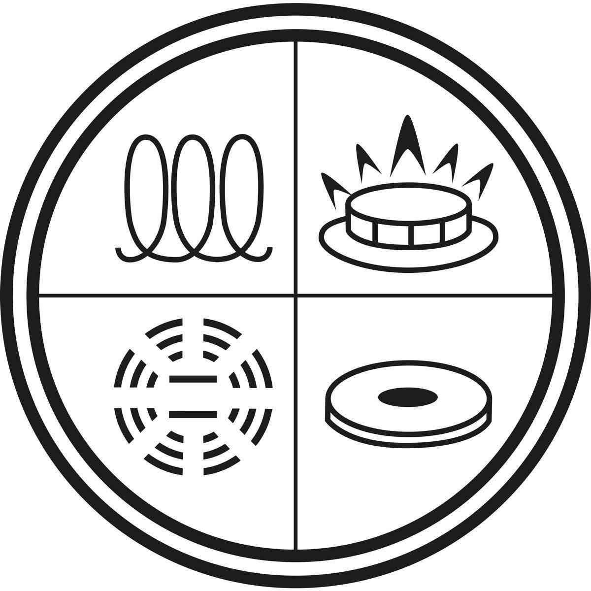 """FISSLER ADAMANT COMFORT PAN - 9.5""""-4"""