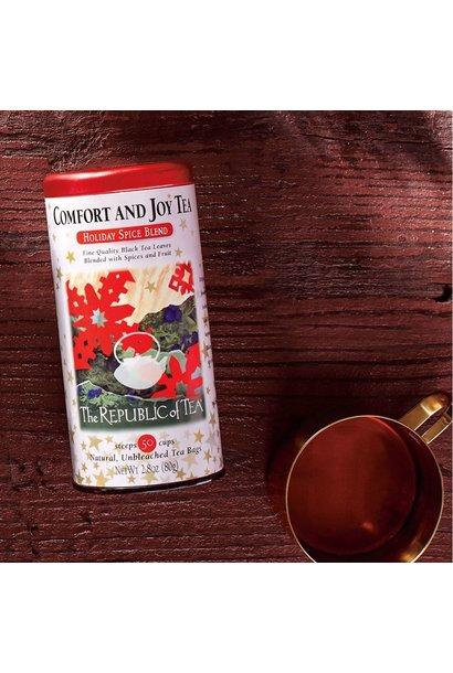 REPUBLIC OF TEA COMFORT AND JOY
