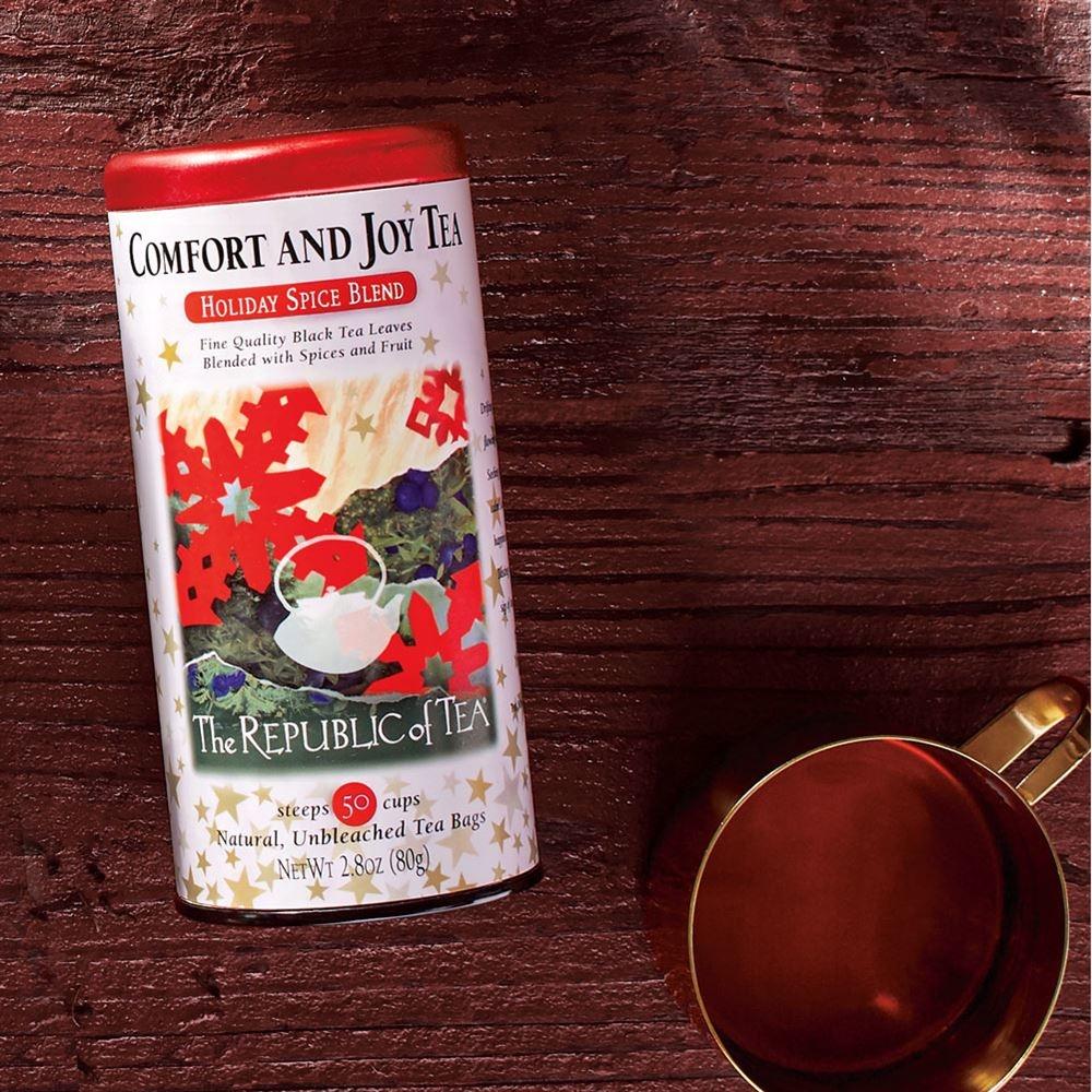 REPUBLIC OF TEA COMFORT AND JOY-1