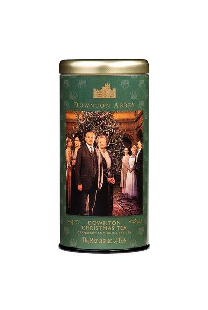 REPUBLIC OF TEA DOWNTON CHRISTMAS TEA