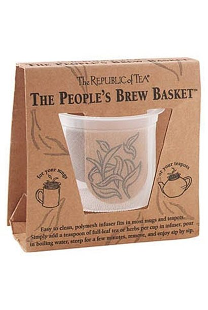 REPUBLIC OF TEA  BREW BASKET