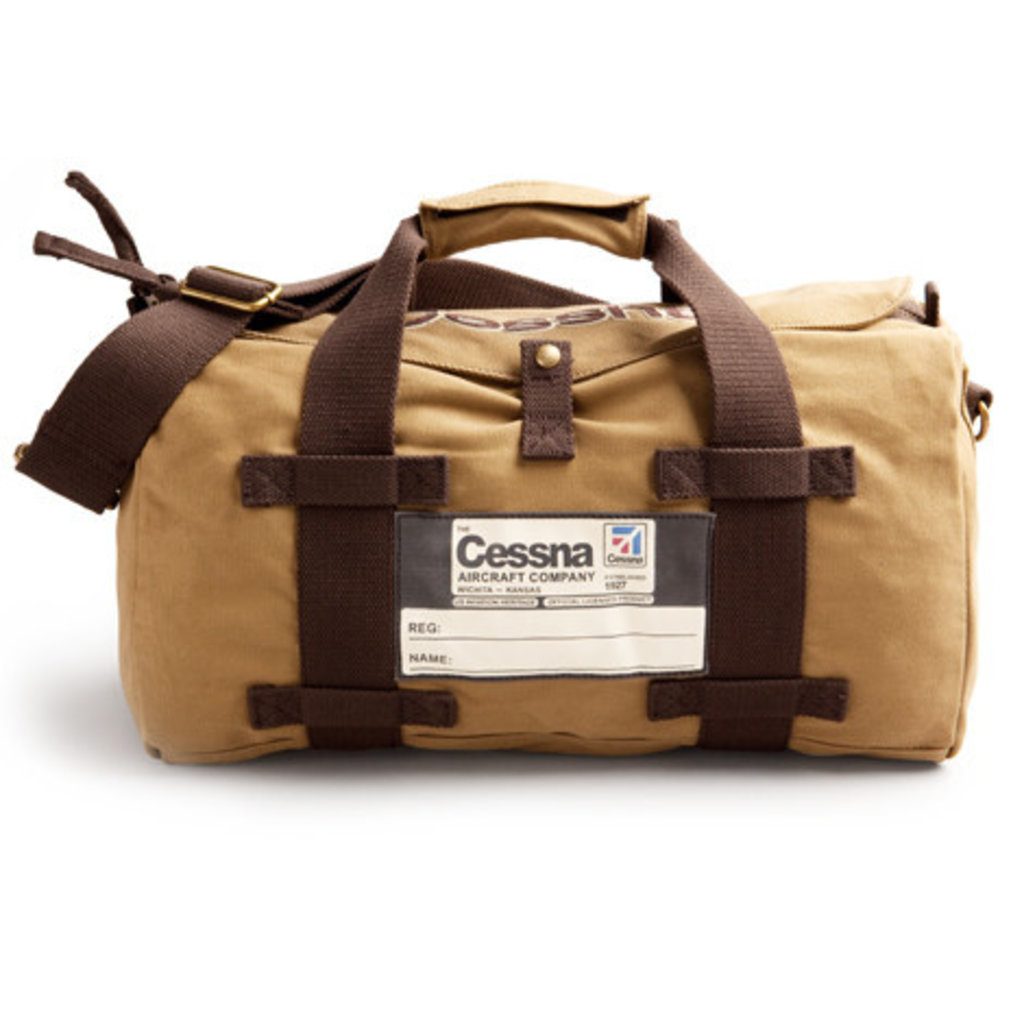 Cessna Canvas Stow Bag