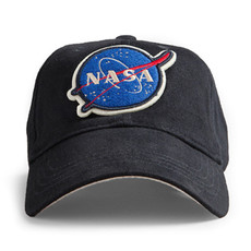 NASA Cap-Navy