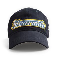 Stearman Cap-Navy-Disc.