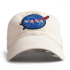 Kids Nasa Cap -Khaki
