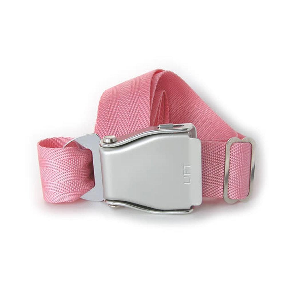 SkyBelt w/buckle Kokomo- Light Pink