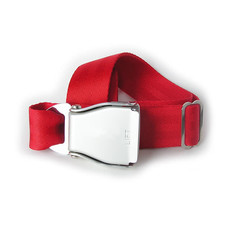 SkyBelt w/buckle Baja-Red