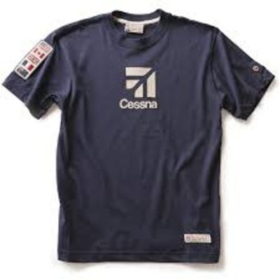 Cessna T-shirt Navy